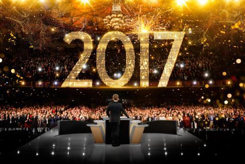 Skapar lugn och en civiliserad värld. Scientologikyrkan tar farväl av 2016 - ett år av gränslös tillväxt och resultat