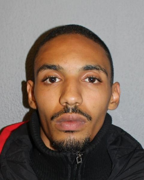 Male wanted after officer struck with sledgehammer in Barnet