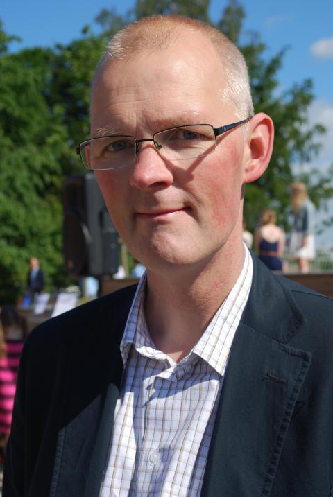 Adam Hidestål ny chef för Malmö stadsarkiv