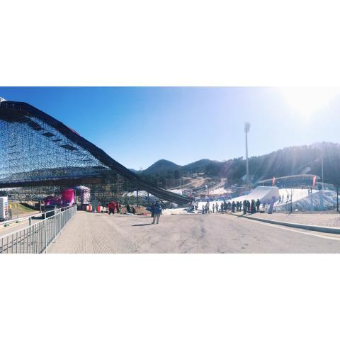 Ingen final för Måns Hedberg i världscupen i Alpensia, Sydkorea