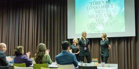 Fler unga i Stockholm får stöttning att starta företag
