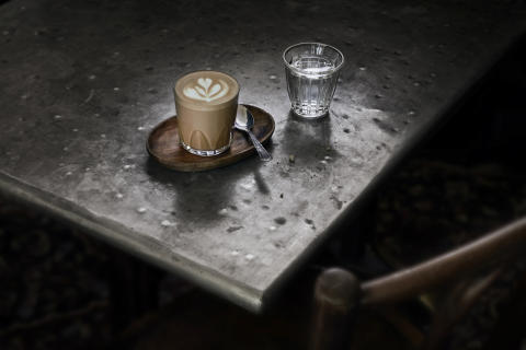 Cortado horizontal low