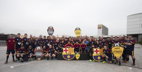 Globar Striker Challenge Competition