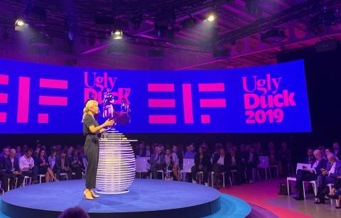 EIF, The Engine of The European VC Ecosystem and The Ugly Duck