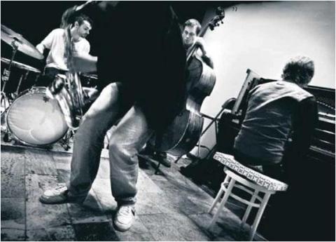 Live Jazz med Hysteria a go go på Scandic Grand Central, Acoustic bar