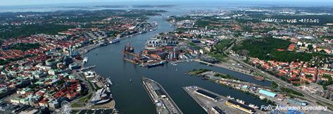 Göteborg växer - Älvstaden skapas