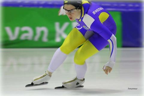 Eva Lagrange - Speed skating