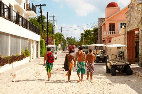 Isla Mujeres, Meksiko Kuva: Thomas Cook kuvapankki