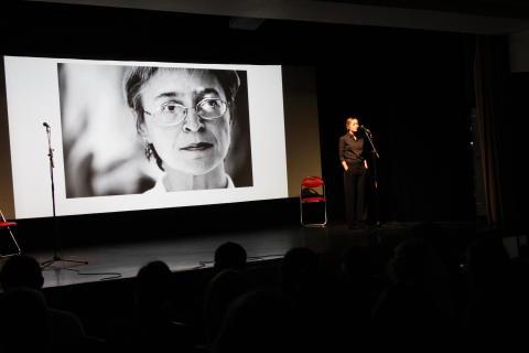 #40 FREDAG:  Tio år utan Anna Politkovskaja