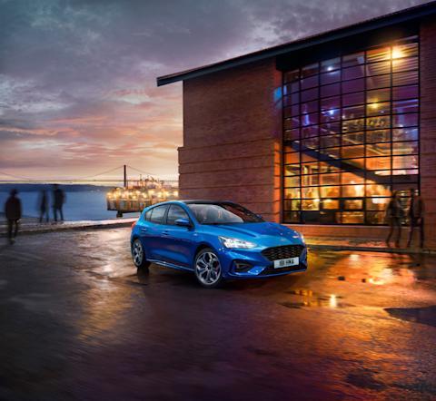 Nový Ford Focus přijíždí!