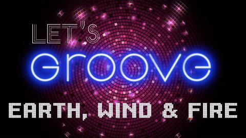 """""""Let's groove"""" – en Live Funk-Cast med Milling, Molbech og Glæsel om Earth, Wind & Fire på Kulturværftet"""
