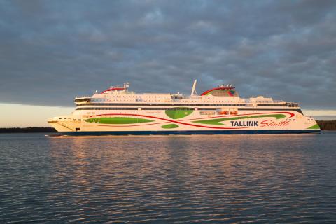 Tallink Silja| Megastar 1