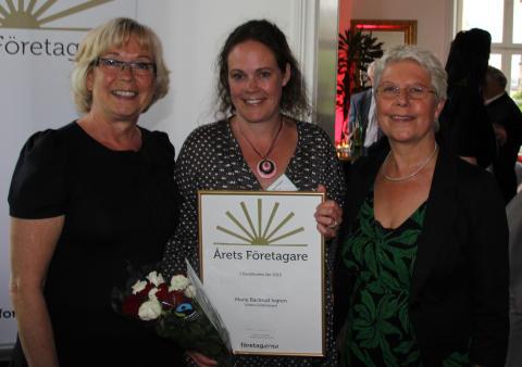 Årets Företagare i Stockholms län 2013