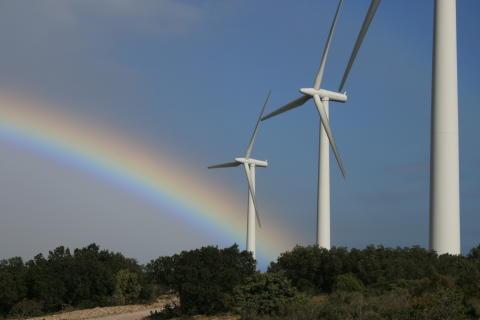 L'électricité du parc éolien de Corbières commercialisée directement auprès des particuliers