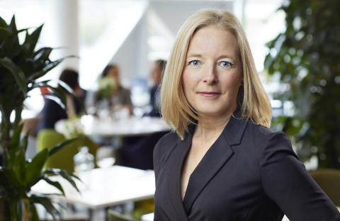 Lena Bjurner SVP HR & Sustainability  at Scandic Hotels