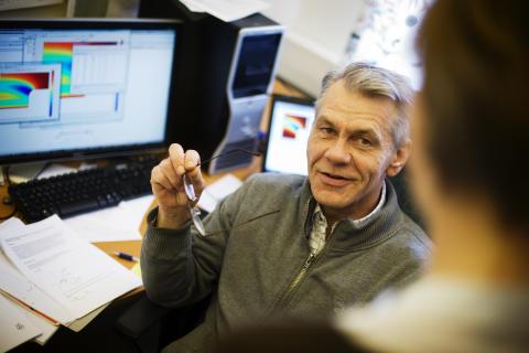 Claes Taxén tilldelas Einar Mattsson priset för 2015
