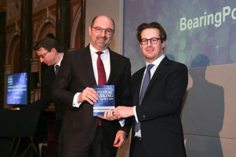 BearingPoint wins prestigious Central Banking award for third consecutive year