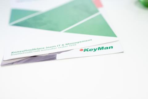 Pensionsmyndigheten tecknar ramavtal med KeyMan