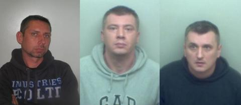 Mrzyglod, Czwartkiewicz and Koc - Table top tobacco crime gang sentenced