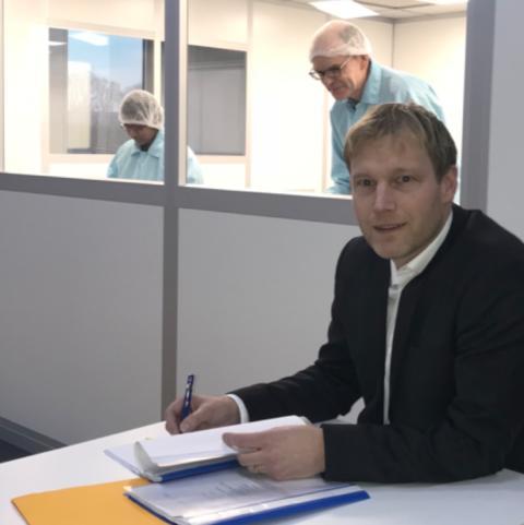 ESA BIC bolaget APR Technologies tar hem viktig order från Airbus DS