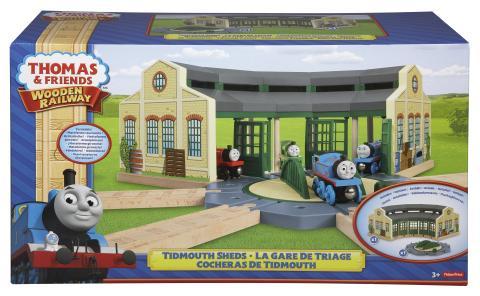 Thomas und seine Freunde Lokschuppen