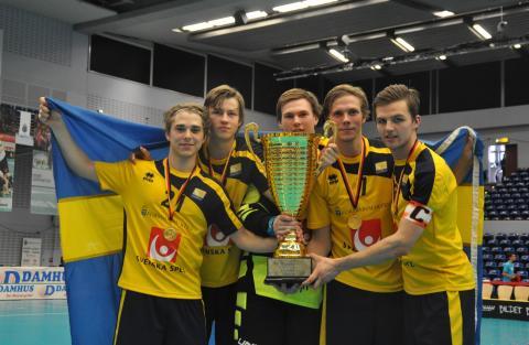 Två VM-spelare i U19-herrlandslagstruppen till Bosön