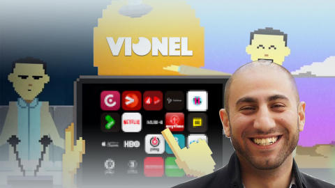Arash Pendari, VionLabs