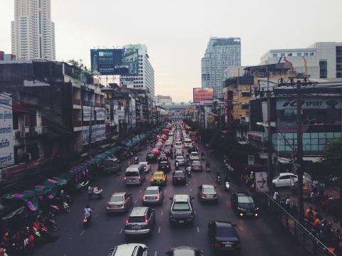 Thailand trafikfarligaste resmålet för svenskar