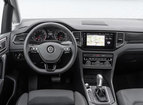 Faceliftet Golf Sportsvan