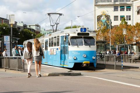 Kollektivtrafiken som ryggrad i en hållbar mobilitet