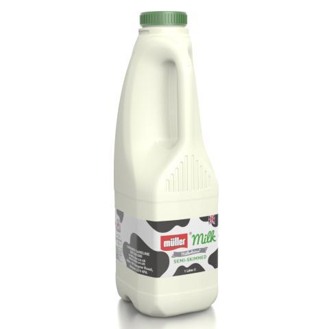 Müller Milk Semi-Skimmed