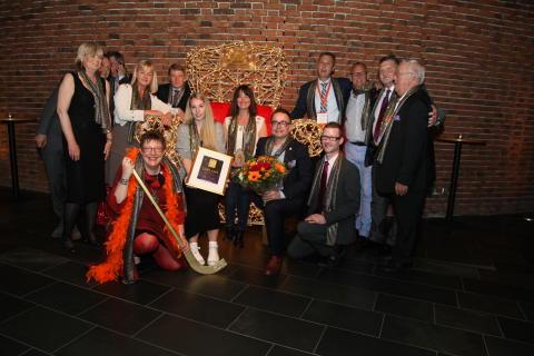 Kristianstad - segrare i Årets stadskärna 2014