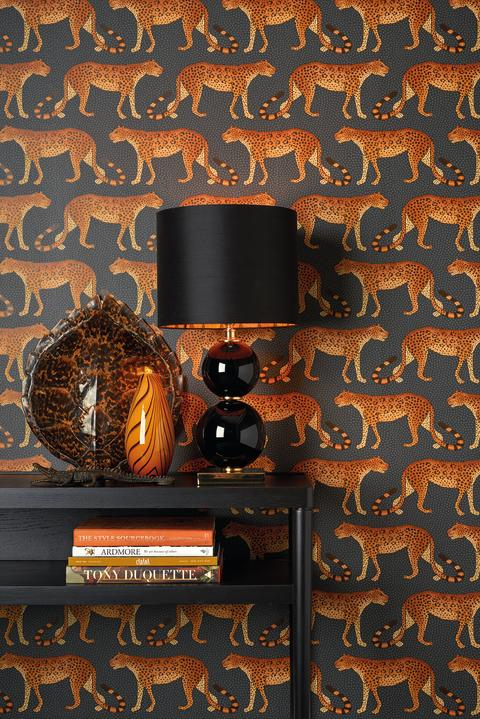 Cole & Son Leopard Walk 109-2008