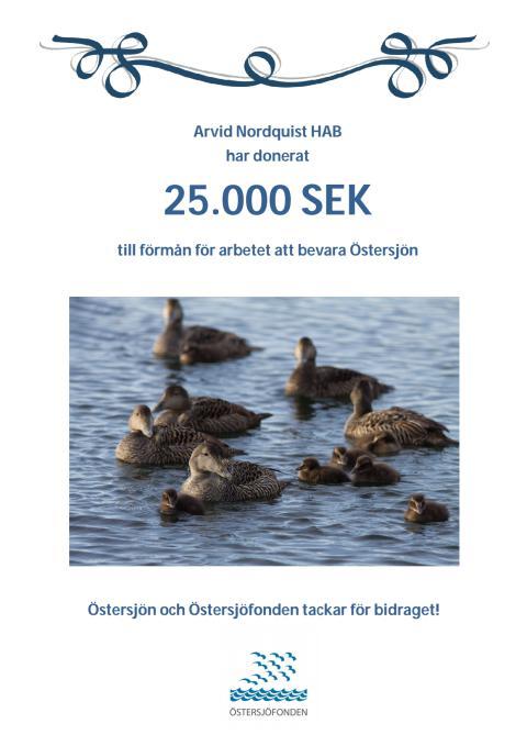 Diplom Östersjöfonden