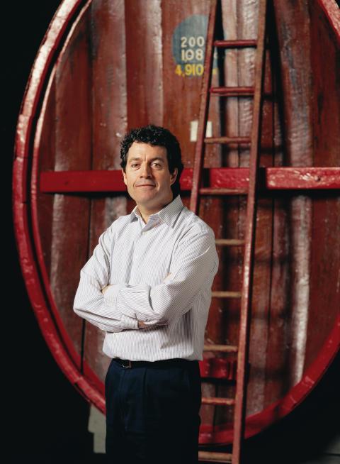 Peter Gago är årets Winemaker's Winemaker 2012