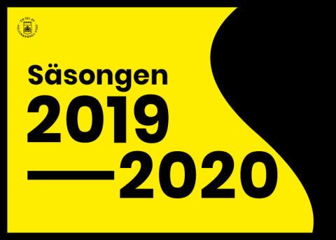 Inbjudan till pressträff om säsongen 2019/2020
