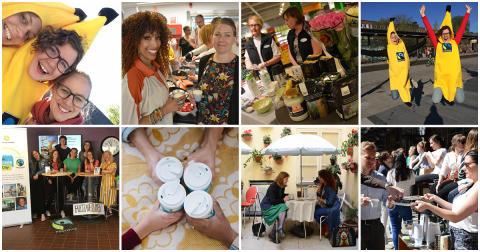 Skurup i topp i Sverige under World Fairtrade Challenge