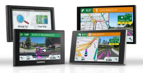 Uudet Garmin® Drive autonavigaattorit