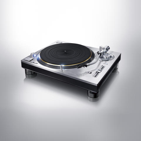 Technics Reveals Grand Class Direct Drive Turntable System SL-1200G Specifications