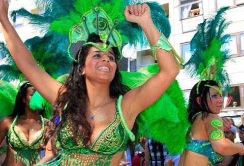 Karnevalsfest med A Bunda