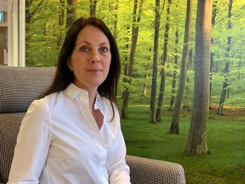 Hanna Wånehed kommer att utveckla Sigmas verksamhet i Jönköping