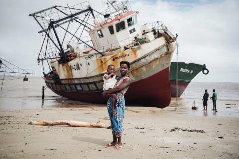 Ny rapport: Mänsklig katastrof i klimatkrisens spår