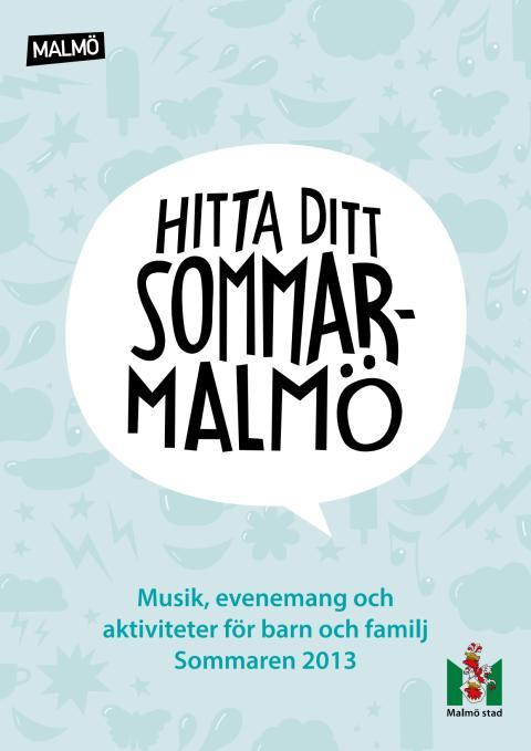Hitta ditt Sommarmalmö - guide till evenemang, musik och barnaktiviteter