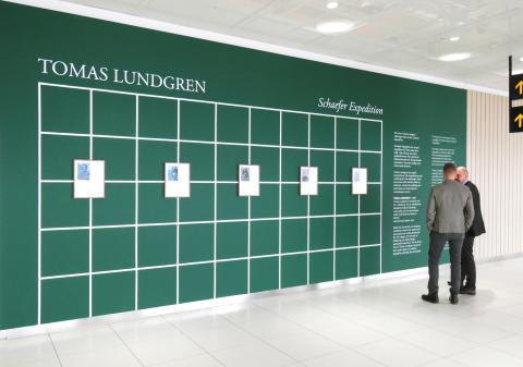 Mörka historier avslöjas på Göteborg Landvetter Airport