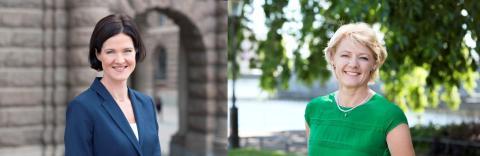 Hamilton/Kinberg Batra (M): Stockholm kan leda den digitala utvecklingen