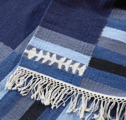 TRANGET tæppe, fladvævet 1.699.-/stk