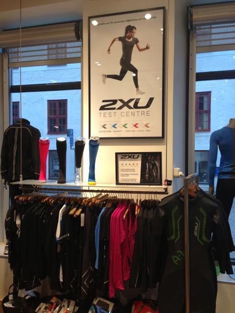 2XU Test Center Prestationskläder.se vinnare i årets e-handlare