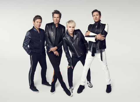 DURAN DURAN udsender deres nye album PAPER GODS den. 11. september.