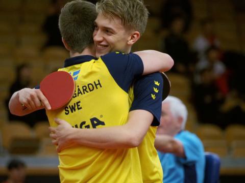ITTF Swedish Open (SOC) i bordtennis – kvar i Stockholm
