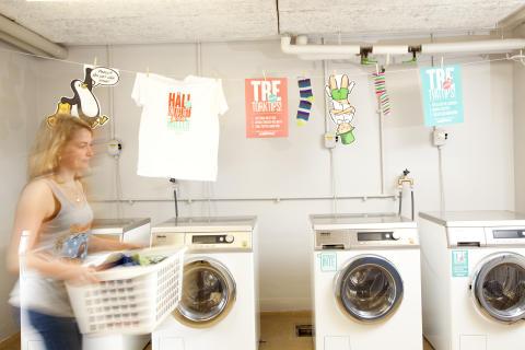 Energibesparing i tvättstugorna